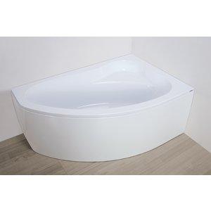 Hörnbadkar högermodell - Eko Plus | Djup 39cm