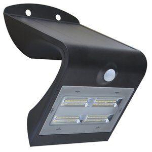 Solcellsdriven strålkastare med sensor