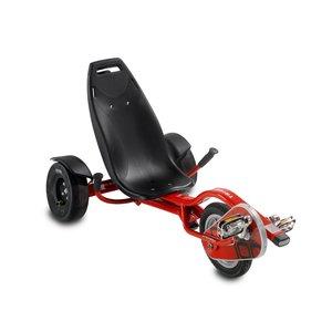 Trehjuling Tricker Pro 100 - Röd