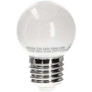 LED lampa G45 30lm E27