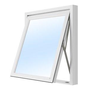 Vridfönster - 2-glas - Aluminium
