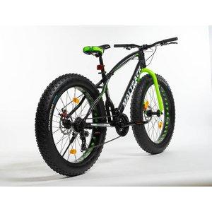 """Mountainbike Happy Jagura 26"""" - Grön"""